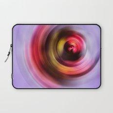Floral Storm Laptop Sleeve