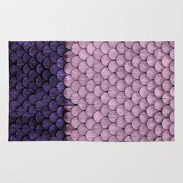 SHELTER / Ultra Violet / Pink Lavender Rug
