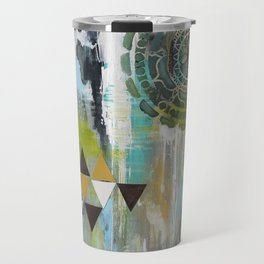Mindful Past Travel Mug