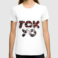 tokyo T-shirts featuring TOKYO by xDenisx