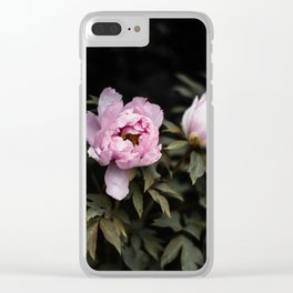 Flowers -a48 Clear iPhone Case