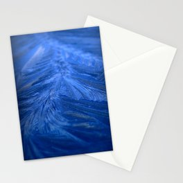 Cold as ice Stationery Cards