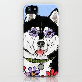 Summit the Husky iPhone Case