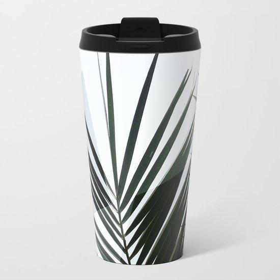 Minimal Tropical Geometry Metal Travel Mug