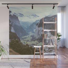 Lauterbrunnen Switzerland Wall Mural