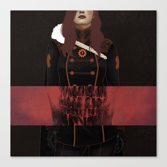 Reaper II.  Canvas Print