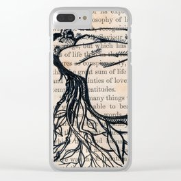 Philosophy of Law Clear iPhone Case