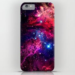 Galaxy! iPhone Case