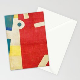 An Antelope in Escape Stationery Cards