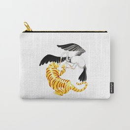 Tiger & Crane Carry-All Pouch