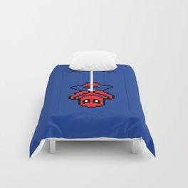 Spider-Pixel Comforters
