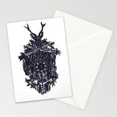 Clockwork Stationery Cards