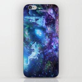 Water Dragon Kingdom iPhone Skin