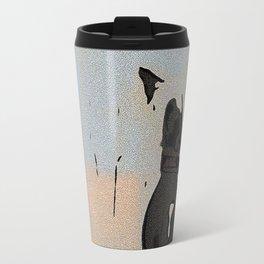 Chinese crested 5 Travel Mug