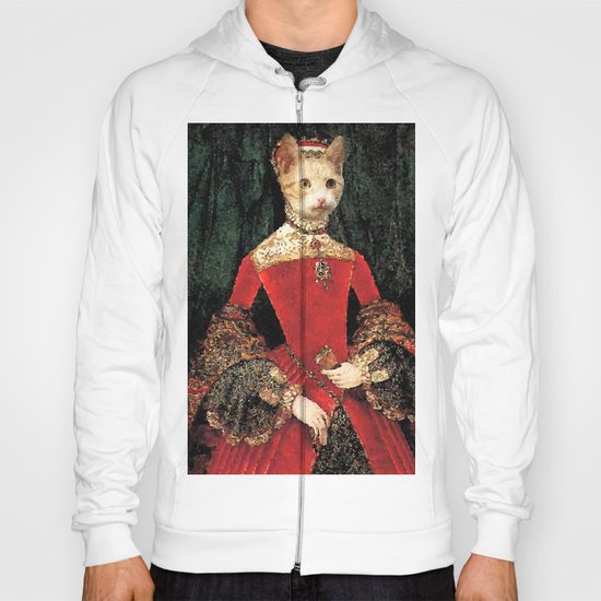 Royalty cat Hoody