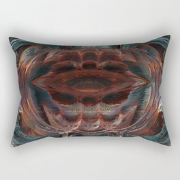 Fresque Rectangular Pillow
