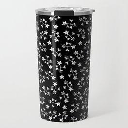 marah (flower) pattern Travel Mug