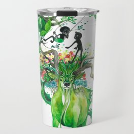 Lovely Spring Travel Mug