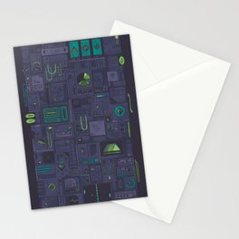 AFK Stationery Cards
