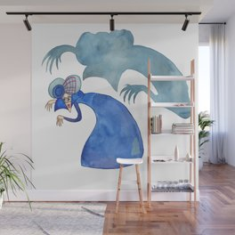 Wicked Witch Wall Mural