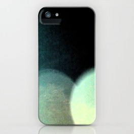 Dark Night Part 1 iPhone Case
