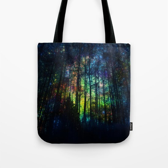 Magical Forest II Tote Bag