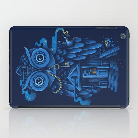 Guardian of the Night iPad Case