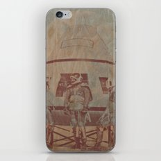 Ready For Launch iPhone Skin