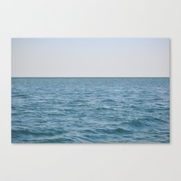 Slow down and breathe Canvas Print