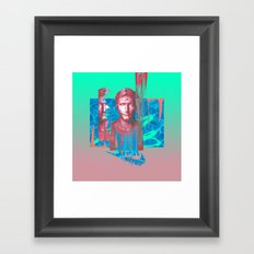 Issatlina Framed Art Print
