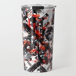 Space distortion Travel Mug