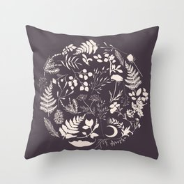 Stay Wild Throw Pillow