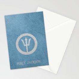 Percy Jackson Stationery Cards