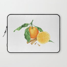 Tangerines and spices Laptop Sleeve