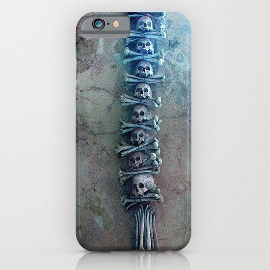 bone church iPhone & iPod Case