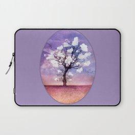 ATMOSPHERIC TREE - Pick me a cloud II Laptop Sleeve