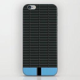 Cubo Negro -Detail- iPhone Skin