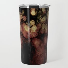 Bokeh repaint Travel Mug