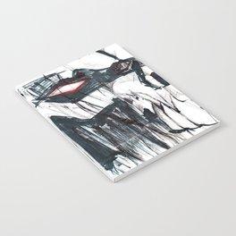 Futuristic Cyborg 3 Notebook