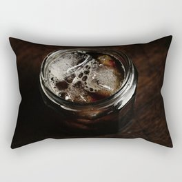 Cold Brew Coffee Rectangular Pillow
