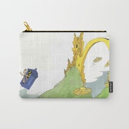 Oh, The Places You'll Go With Dr Who Carry-All Pouch