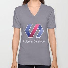 Polymer Original Unisex V-Neck