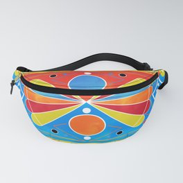 Chiva pattern Fanny Pack