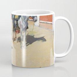 Ramon Casas - Bulls, Dead Horses - Digital Remastered Edition Coffee Mug