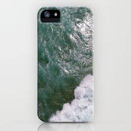 Surf Photography, Beach Wall Art Print, Ocean Water Surfing, Coast iPhone Case