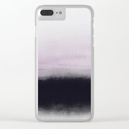 Superimposed 010 Clear iPhone Case