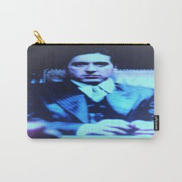 The Mob Boss At Work Carry-All Pouch