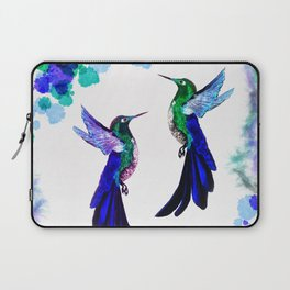 Hummingbird spirit duo Laptop Sleeve