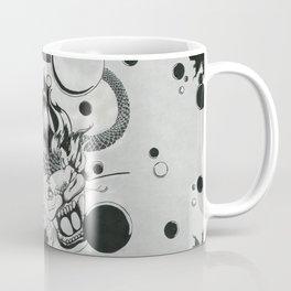 Dragon Marbles Coffee Mug