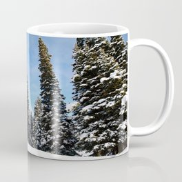 Targhee Trees Coffee Mug